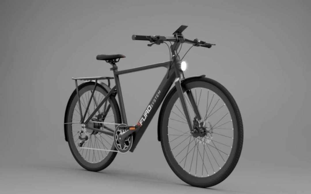 Furo Aventa E-Bike