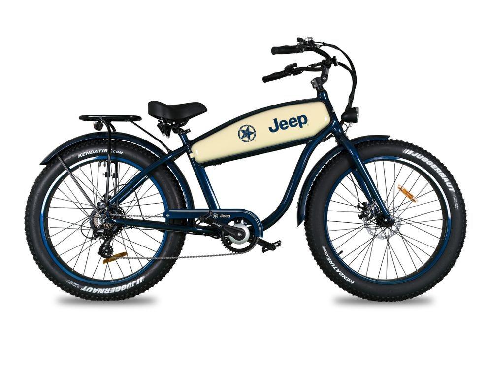 Jeep Cruise E-Bike CR 7005