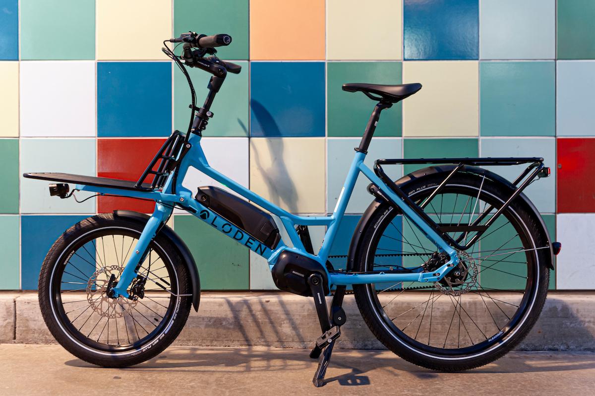 E-Cargo Bikes von Loden
